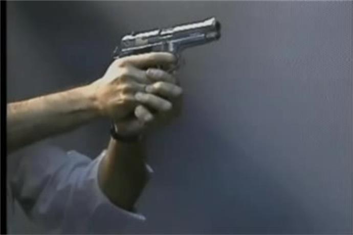 Gun incident in Town of Stephenson_7537595232754747658