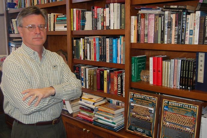 Thomas Kunkel, president of St. Norbert College_-3857452535655543722