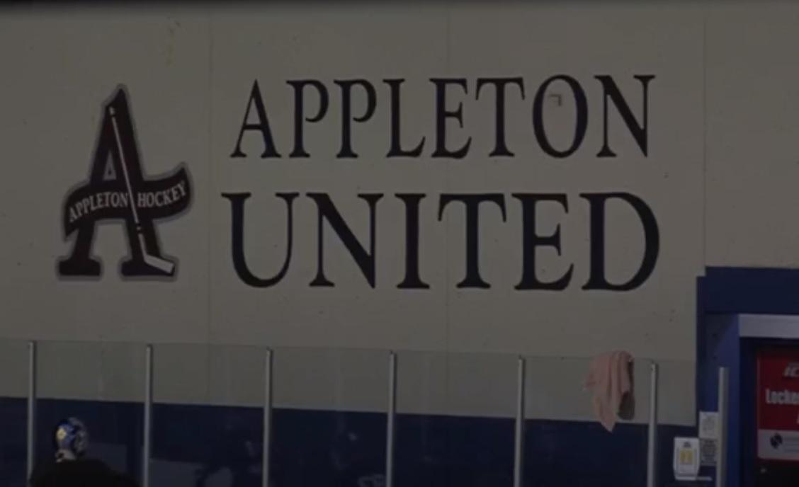 Appleton United hockey