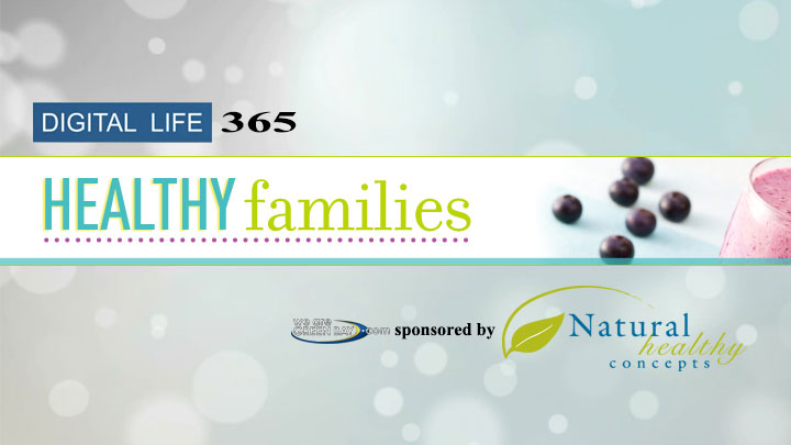 DL365 Healthy Families with Natural Healthy Concepts