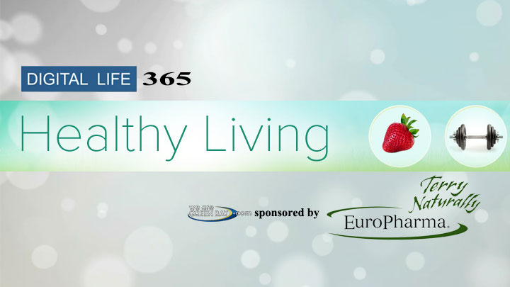 DL365 Healthy Living on wearegreenbay.com and Terry Naturally Europharma