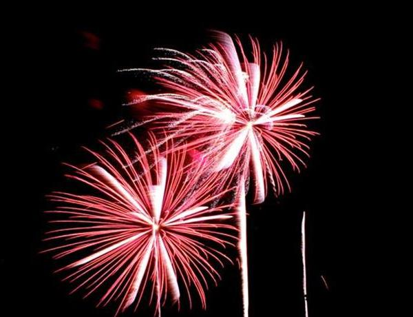 Schedule for Local 4th of July Fireworks Displays_1915341298440359258