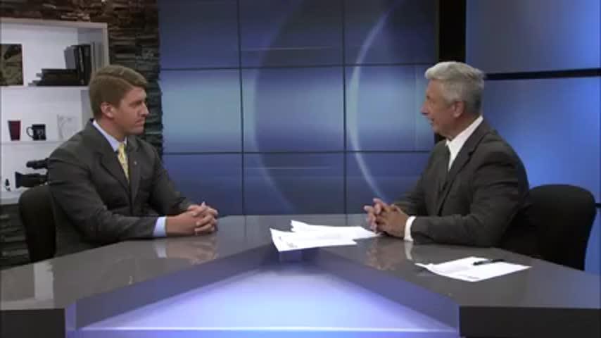 Newsmaker Sunday- Eric Wimberger Part 1_97619396-159532