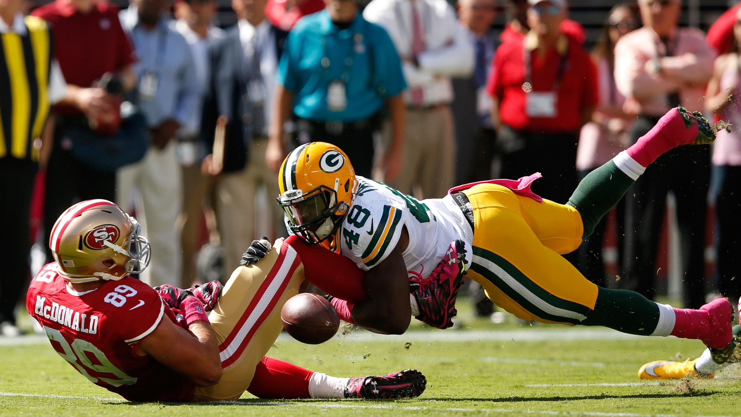 Packers Joe Thomas