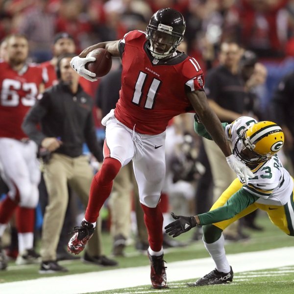 Packers fall to Falcons in NFC title game