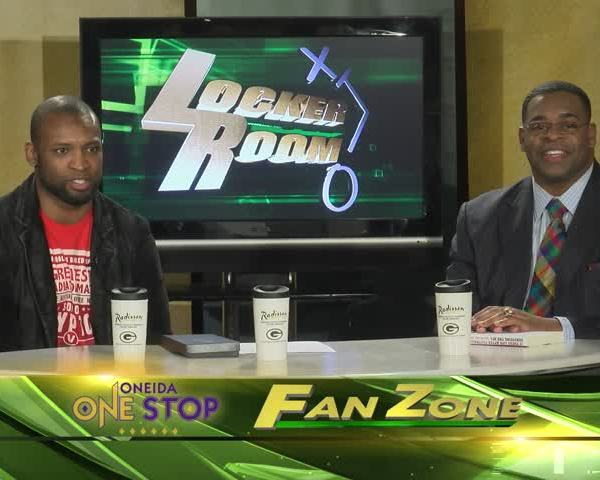 Locker Room - Jan- 3 - Fan Zone with George Koonce_31267888