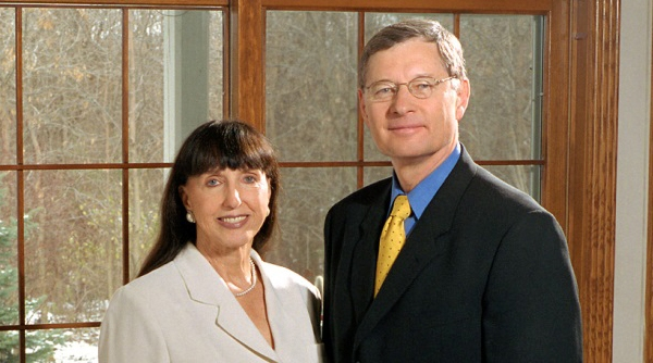 John and Jan Gillespie