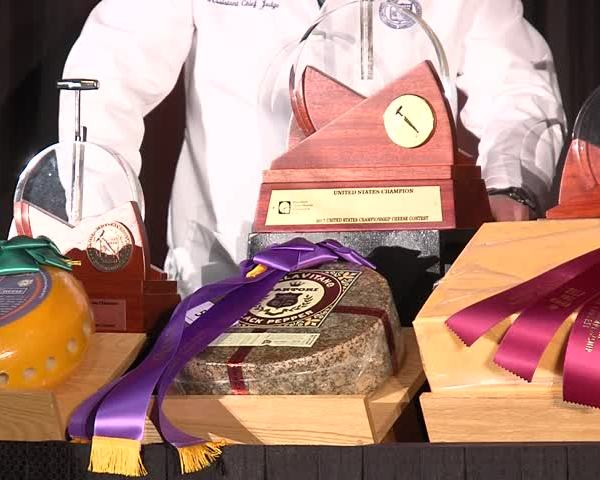 WI cheeses take top spots