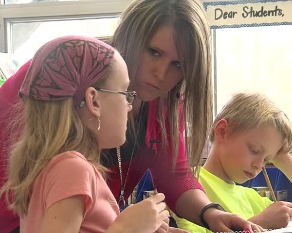 Terrific Teacher: Brianna Weyers