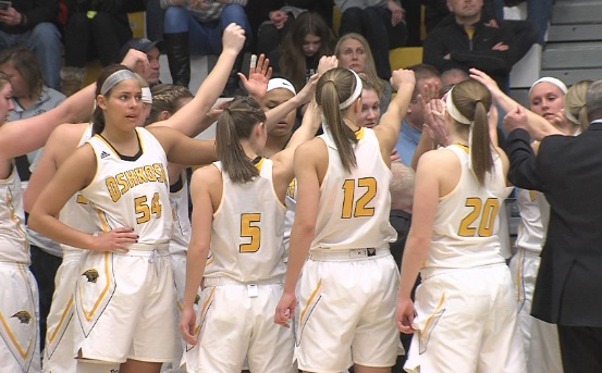 UW-Oshkosh women's basketball