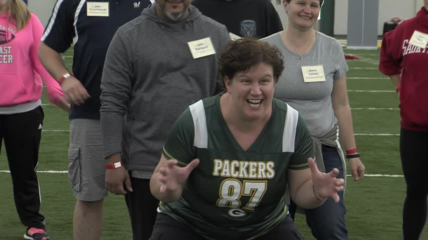 Packers hold parents clinic to raise awareness