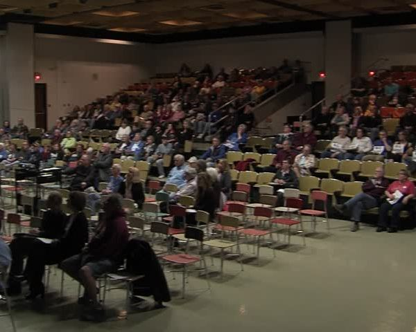 Joint meeting regarding mine doesn't go as planned