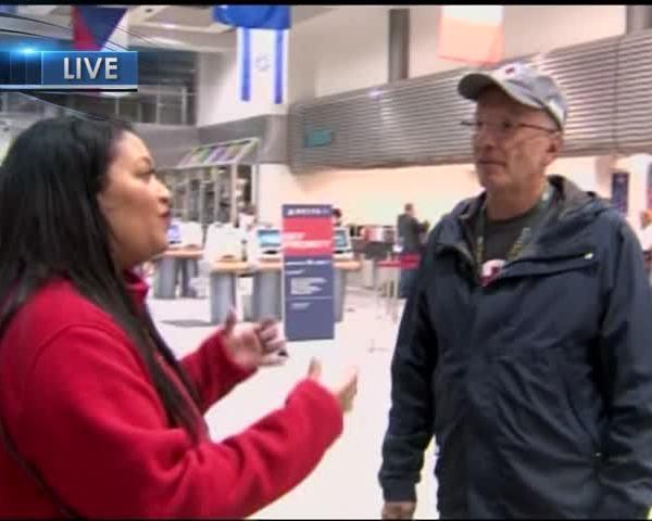 Red Cross Volunteer Interview