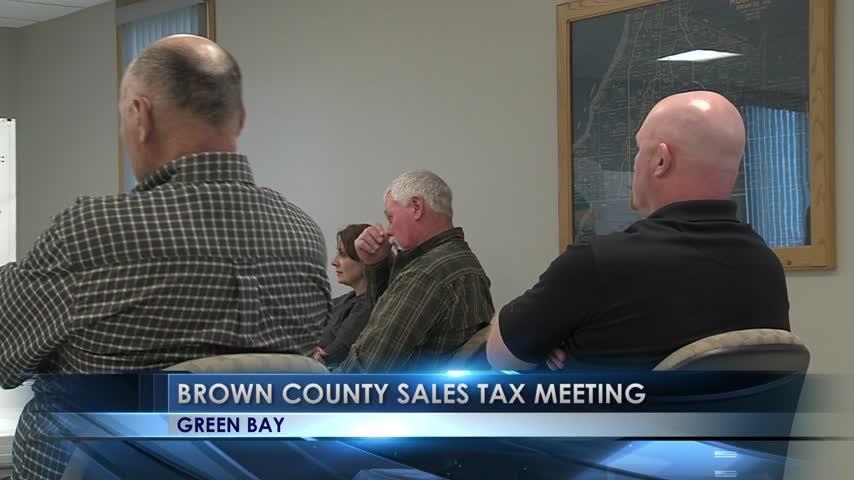 Sales Tax Meeting