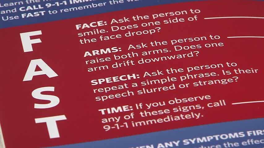 HealthWatch: Stroke Awareness