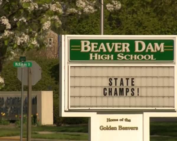 Beaver Dam schools closed due to threat