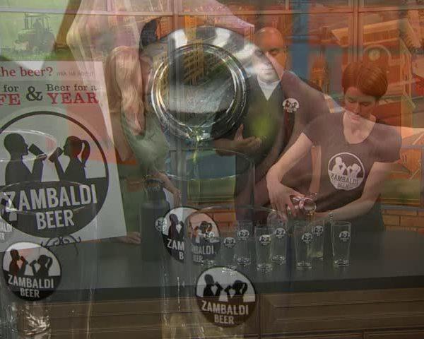 Zambadis Beer