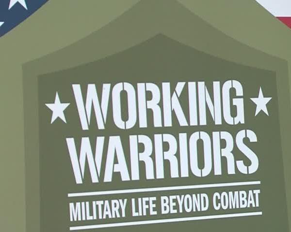 """Hometown Heroes:  Museum honors """"Working Warriors"""""""