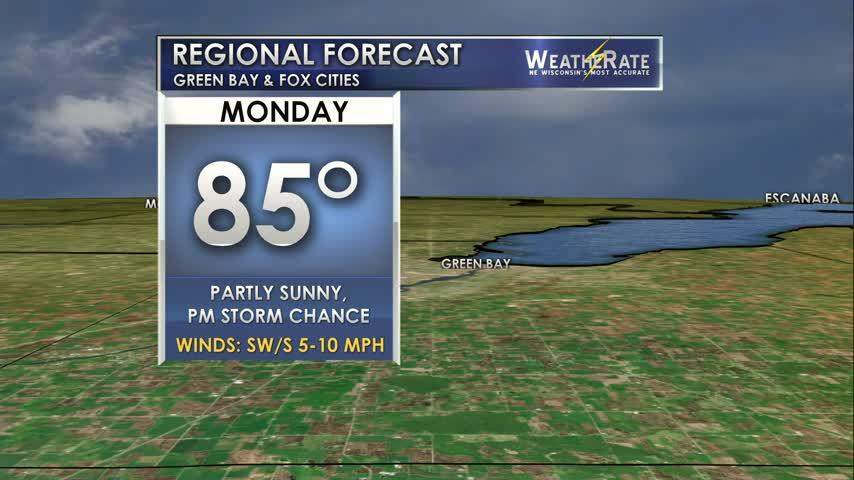 Regional Forecast Green Bay / Valley 6-12