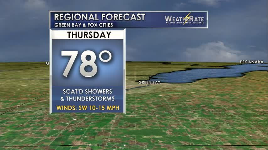 Regional Forecast Green Bay / Valley 6-22