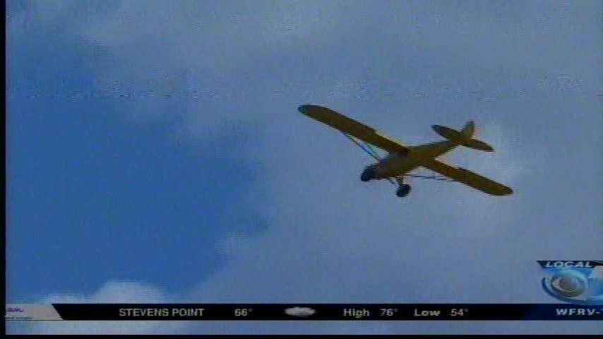 EAA Air Venture kicks off a week of aviation