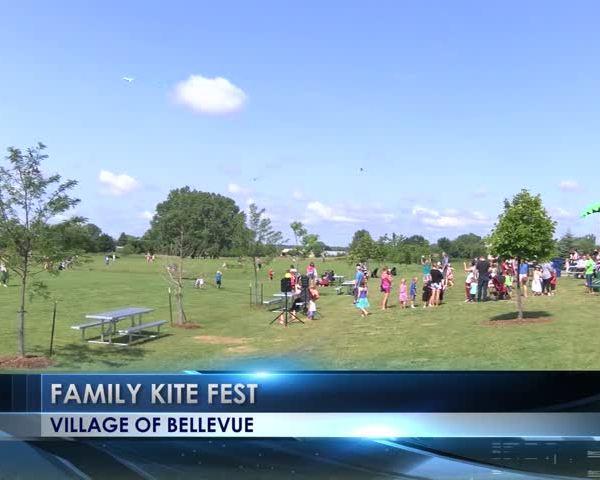 Family Kite Fest in Bellevue