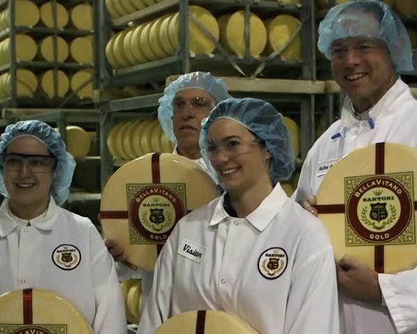 Ag Report: Sartori Cheese
