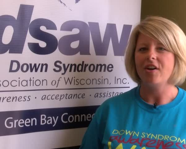Fundraising for Down Syndrome Awareness Walk