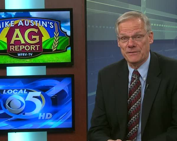 Ag Report Tuesday