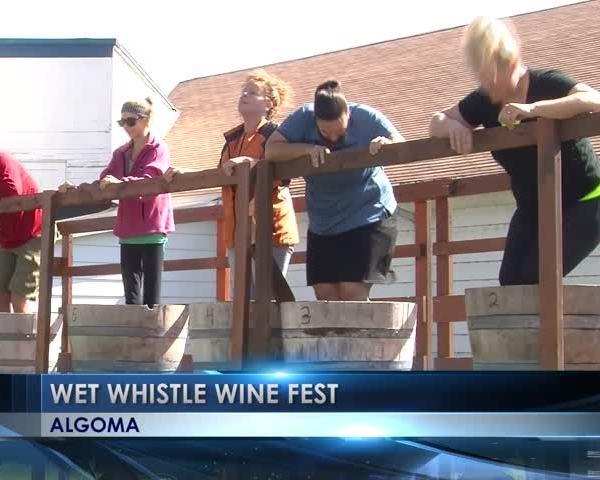 Wet Whistle Wine Festival