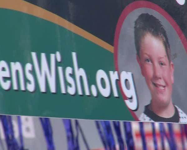 Ben's Wish Backpack Program fundraiser