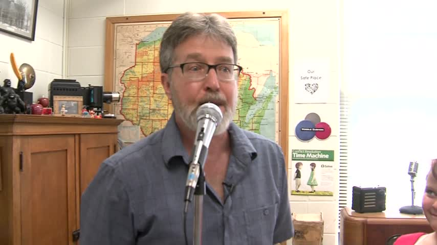 Terrific Teacher: Mr. Jim Wilfahrt