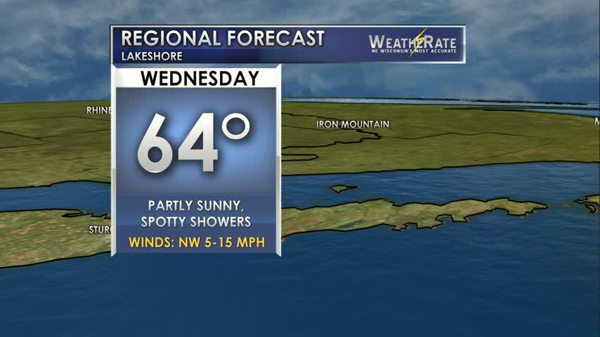 Regional Forecast Lakeshore 9-6
