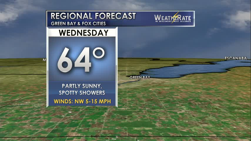 Regional Forecast Green Bay / Valley 9-6