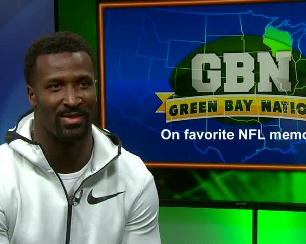 Green Bay Nation One on One- James Jones 9-12_35018217