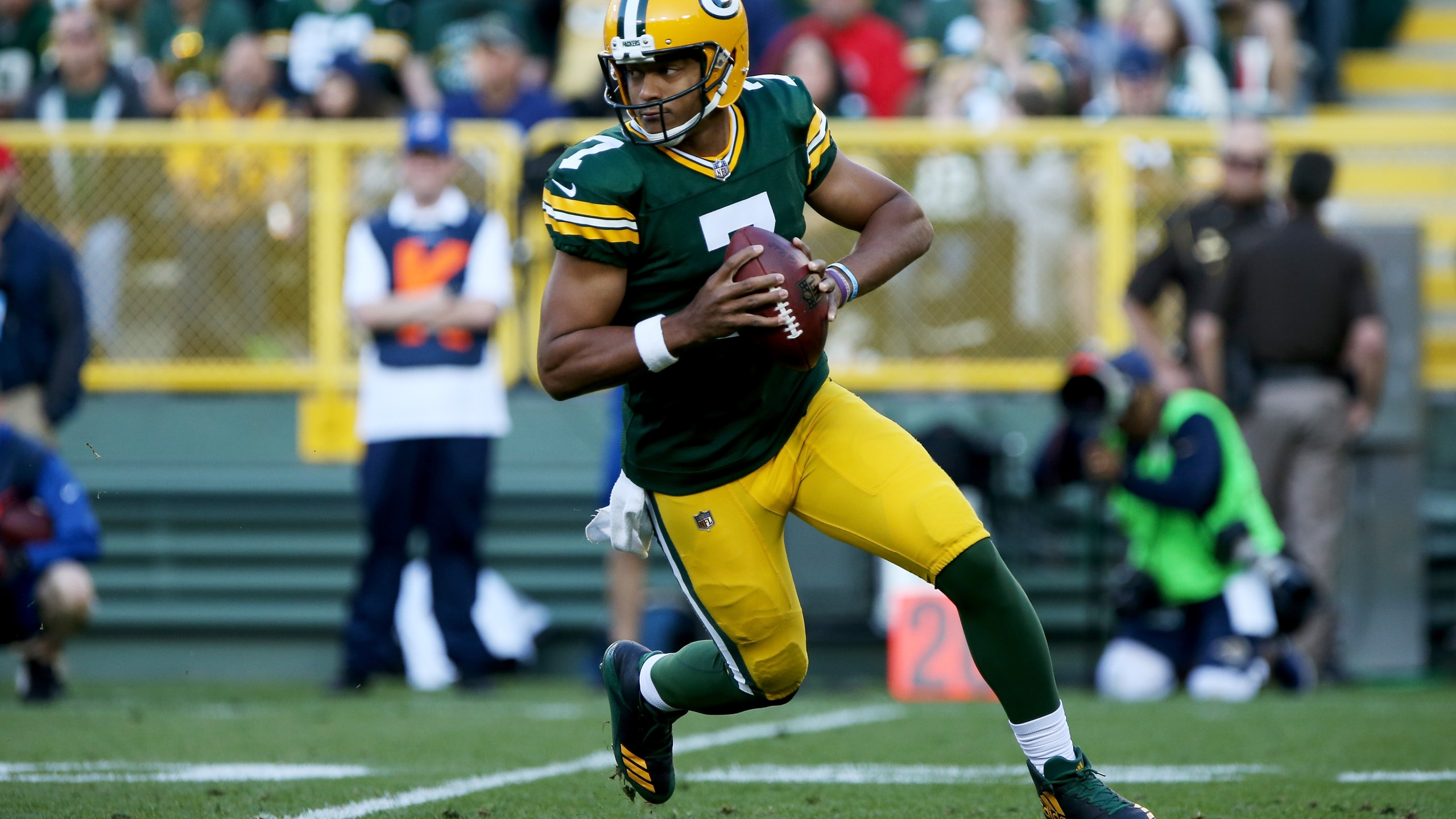 Packers Finish Preseason With 24 10 Win