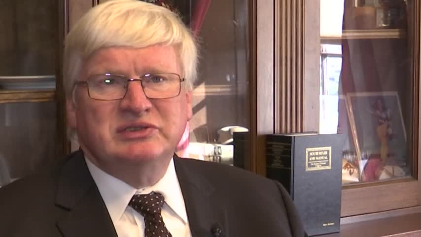 Congressman Grothman talks on Welfare