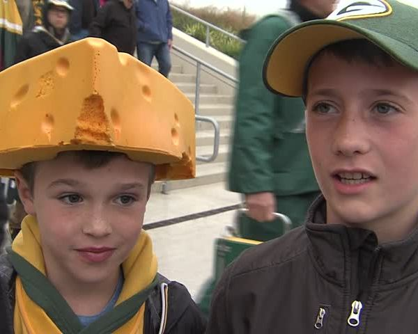 Fans react to Packers loss