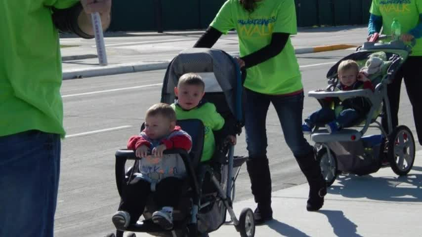 Down Syndrome Awareness Walk