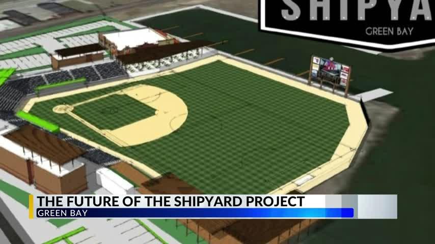 Ship yard redevelopment