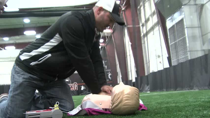 Healthwatch: CPR Training