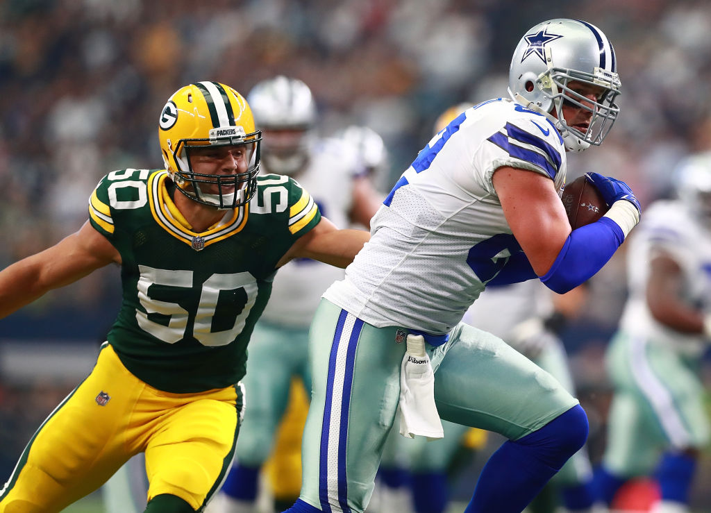 Packers Blake Martinez vs. Dallas