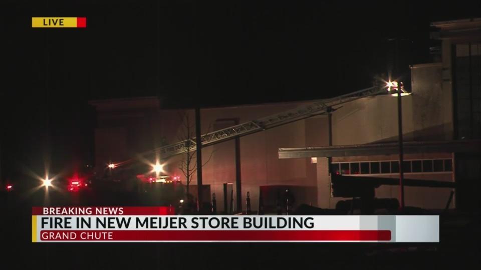 Meijer Fire