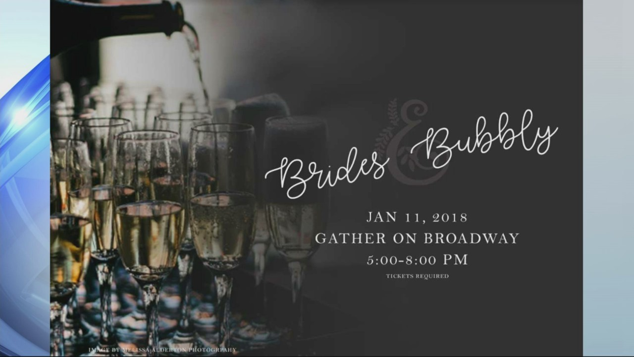 Brides and Bubbly 2018