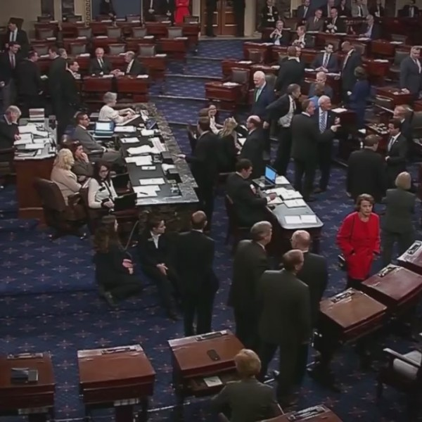 House and Senate Vote on Government Shutdown