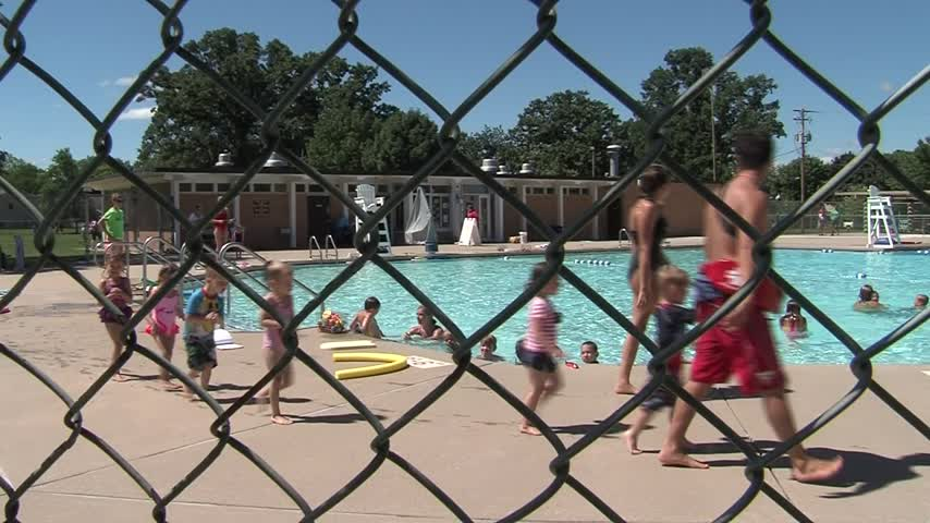 De Pere S Legion Pool Opens For Summer With Restrictions Wfrv Local 5 Green Bay Appleton