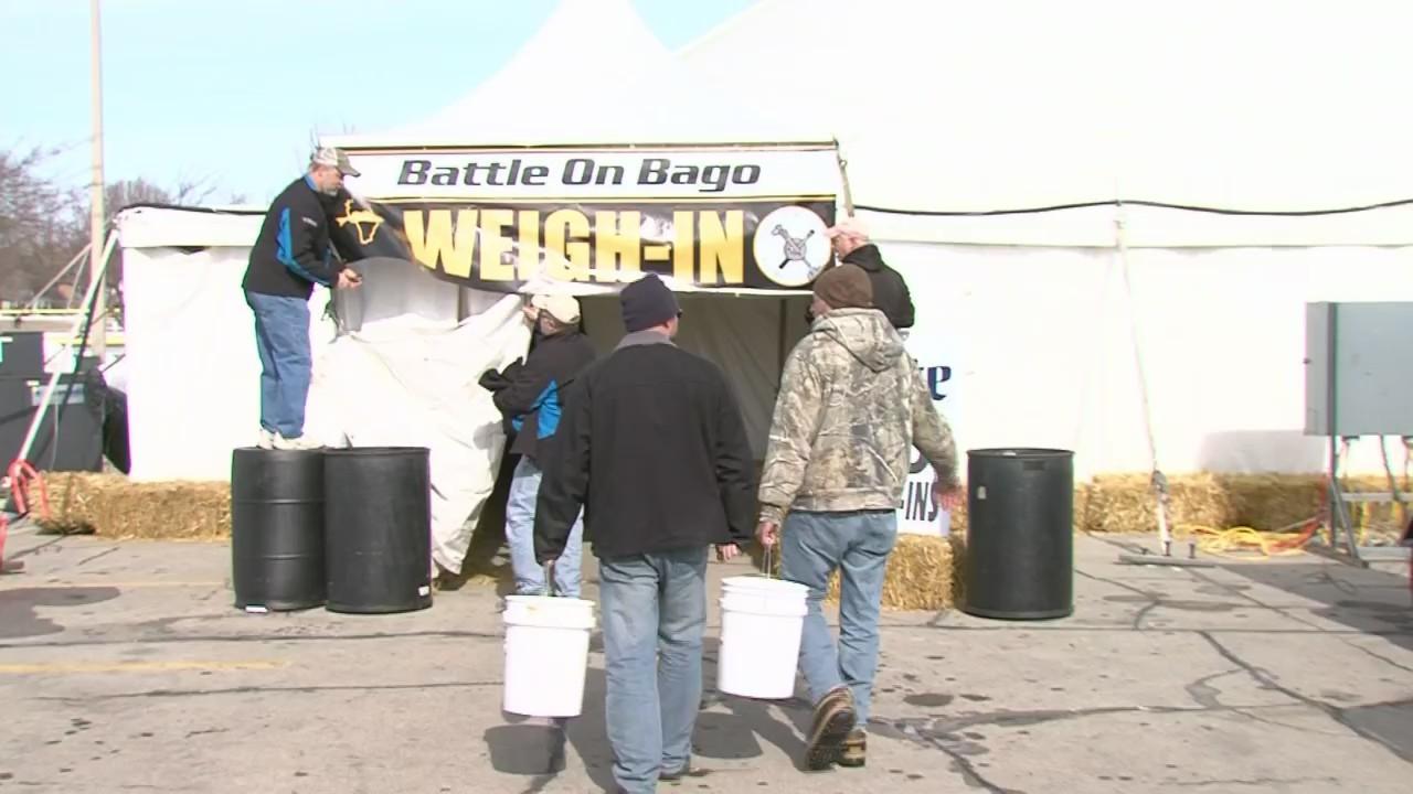 Battle on Bago