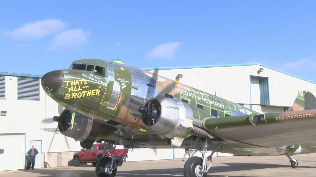 C-47 Flies again