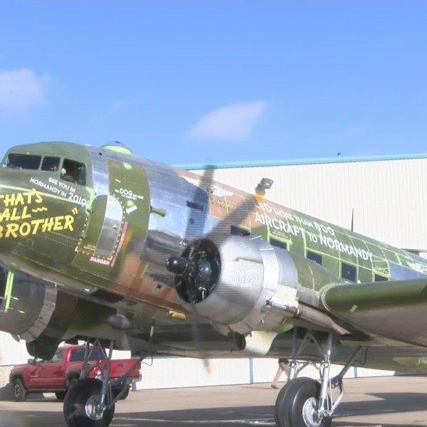 C-47 Flies again