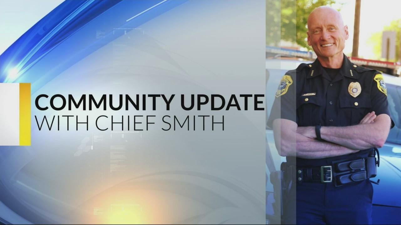 Chief Smith's Community Update: 2-8-17